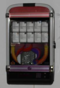 NSM Jukebox Umbau