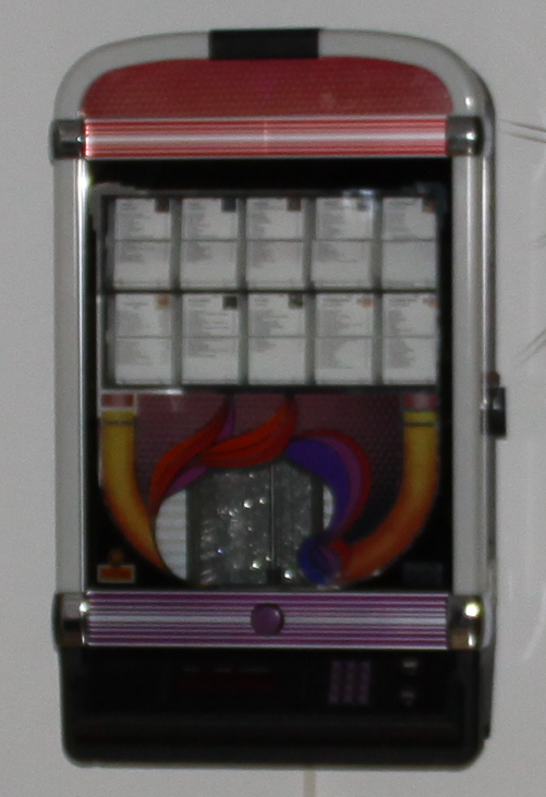 NSM Jukebox Umbau