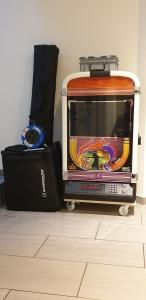 NSM CD Fire MP3 Jukebox