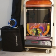 NSM CD Fire MP3 Jukebox