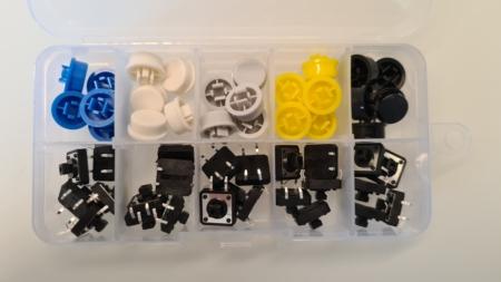 5 Farben Schalter Set